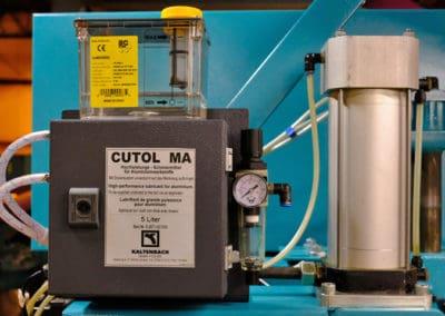 SKL400H refurbd and repainted atomizer